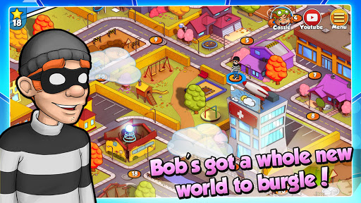 Robbery Bob 2: Double Trouble 1.6.8.10 screenshots 7