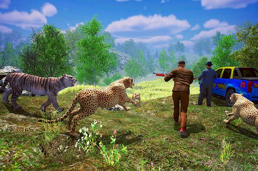 Animal Hunting Game 2021 Safari Shooting Simulator  screenshots 1