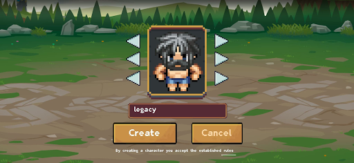 Sword of Legacy - MMORPG (beta) Apkfinish screenshots 4