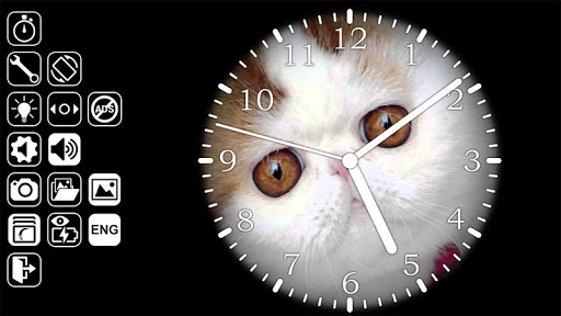 Analog clock  screenshots 1