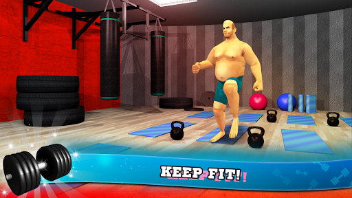 Fitness Gym Bodybuilding Pump android2mod screenshots 4