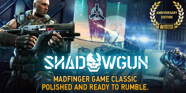 Baixar Shadowgun Apk Última Versão – {Atualizado Em 2021} 1
