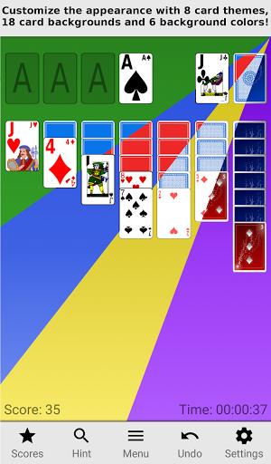 Solitaire Collection - Bunch of 16 Solitaire Games 1.4 Screenshots 3