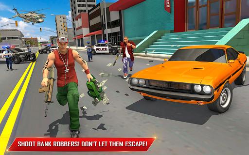 Gangster Crime Simulator 2020: Gun Shooting Games screenshots 1