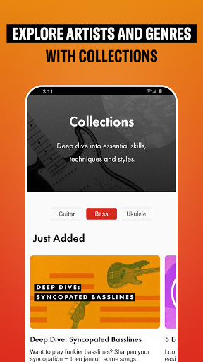 Fender Play - Learn Guitar apktram screenshots 5