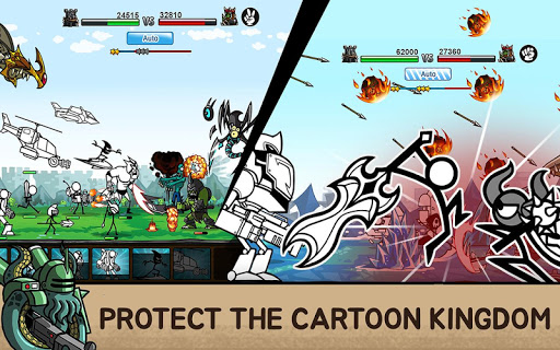Cartoon Wars 3 apkdebit screenshots 3