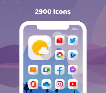 Anubis White – Icon Pack 1.3 Apk 2