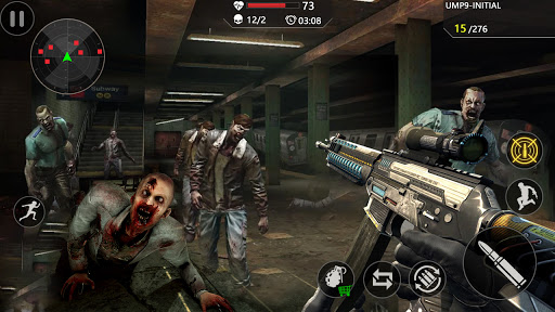 Dead Zombie Trigger 3: Real Survival Shooting- FPS 1.0.6 screenshots 3