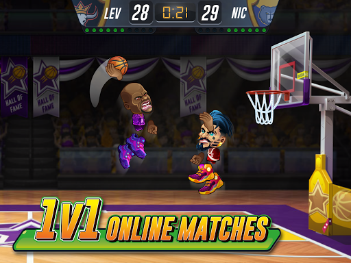 Basketball Arena apktram screenshots 6