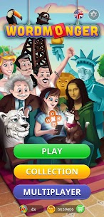 Wordmonger: Modern Word Games and Puzzles 6