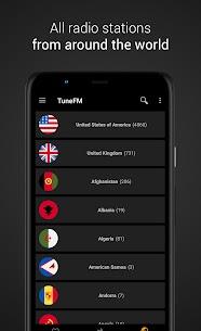 Radio FM Player – TuneFm Pro v1.6.29 MOD APK 2