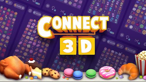 Onet 3D: Connect 3D Pair Matching Puzzle apktram screenshots 7