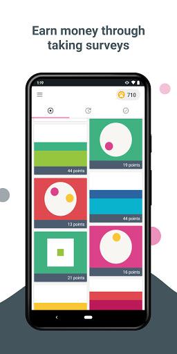Curious Cat App: Paid Surveys apktram screenshots 3