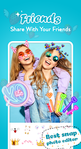 Crown Editor – Heart Filters for Pictures 4