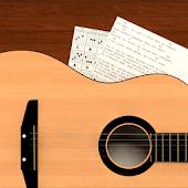icono Canción para guitarra