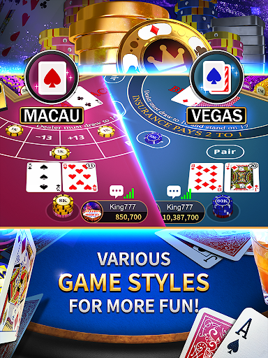 Dragon Ace Casino - Blackjack screenshots 16