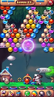 Bubble Bird Rescue Screenshot