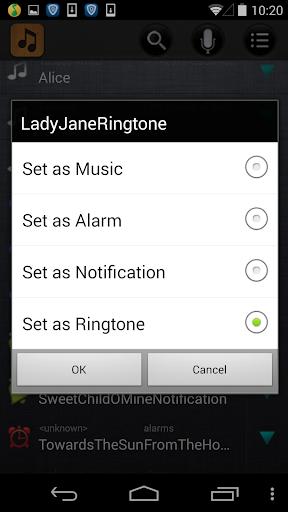 Ringtone Maker - MP3 Cutter  screenshots 7