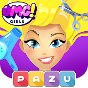 Hair Salon - Hairstyling game for kids OMG! girls