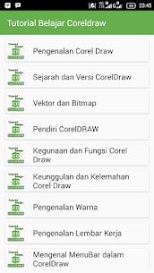 Tutorial Belajar Coreldraw  For Pc – Windows 10/8/7/mac -free Download 1