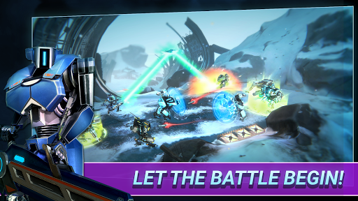 Mech Tactics: Fusion Guards 1.1.3 screenshots 6