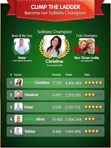 Solitaire (Free, no Ads) 1.4.0 Screenshots 8