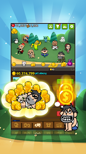 The Rich King VIP - Amazing Clicker android2mod screenshots 1