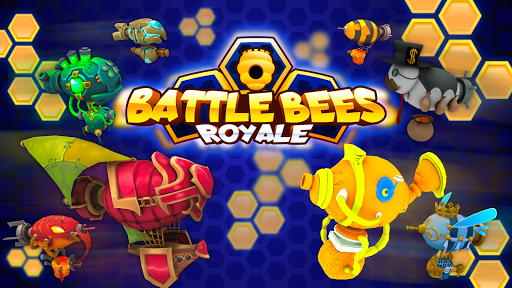 Battle Bees Royale  screenshots 1