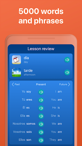 Learn 33 Languages Free - Mondly 7.9.0 Screenshots 6