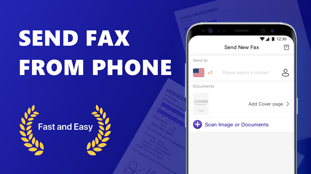 FAX - Free Fax App, Online Fax Service