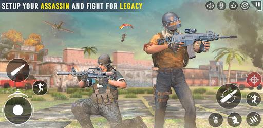 Commando Shooting Games 2021: Real FPS Free Games  screenshots 17