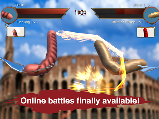 Sausage Legend - Online multiplayer battles 2.2.0 screenshots 11