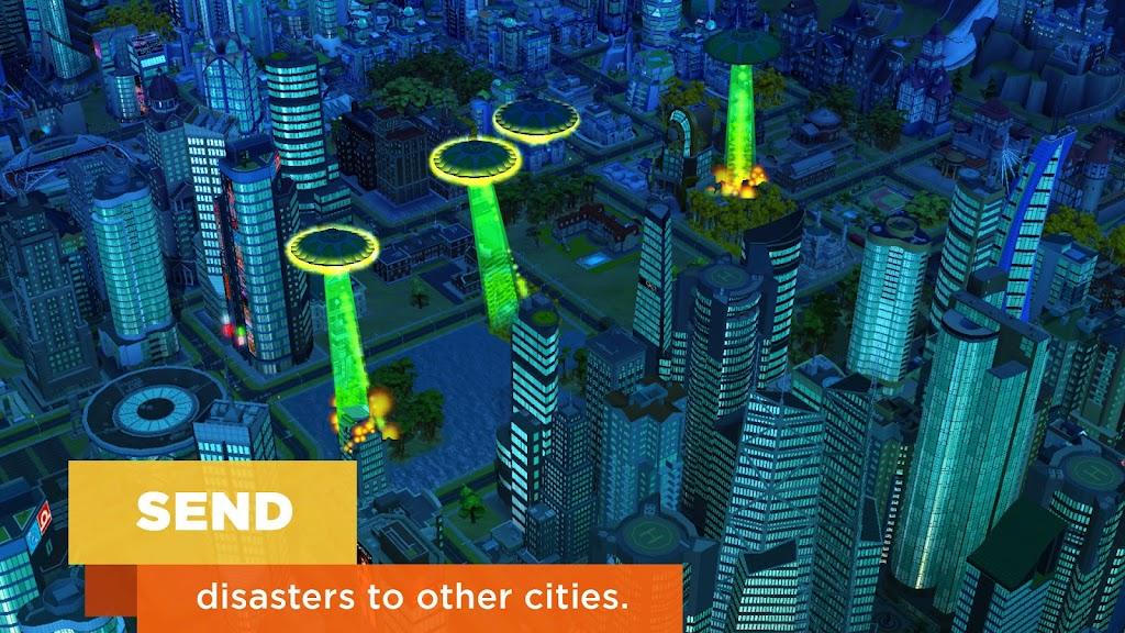 SimCity BuildIt  poster 12