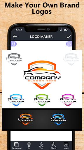 Logo Maker - Free Logo Maker, Generator & Designer 3.0.4 Screenshots 14