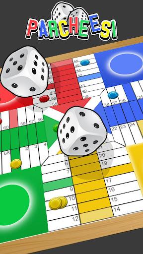 Parcheesi Best Board Game - Offline Multiplayer  apktcs 1