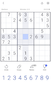 Free Sudoku – Free Sudoku Puzzle, Brain  Number Games Apk Download 2021 2