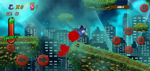 Temple Masks: Moonlight PJ's Adventure 1.3 screenshots 1