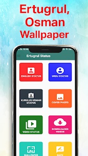 Ertugrul gazi HD Status,Kurulus Osman Wallpaper HD 1.5 MOD for Android 2