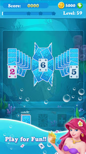 Solitaire Match Mermaid