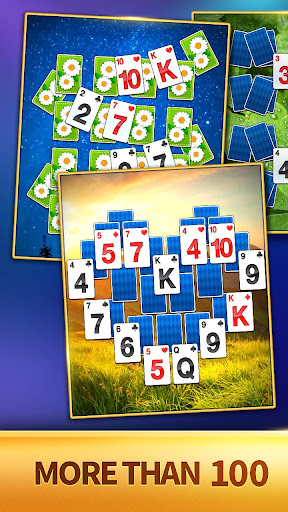 Solitaire TriPeaks : Solitaire Grand Royale android2mod screenshots 3