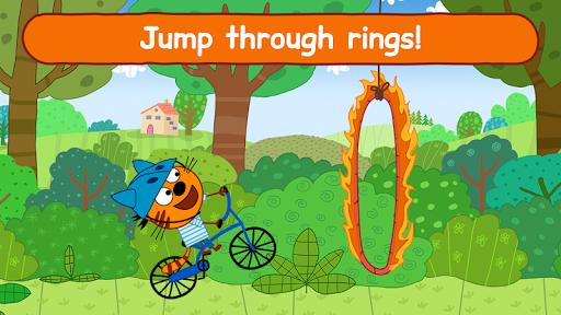 Kid-E-Cats Circus Games! Three Cats for Children  screenshots 5