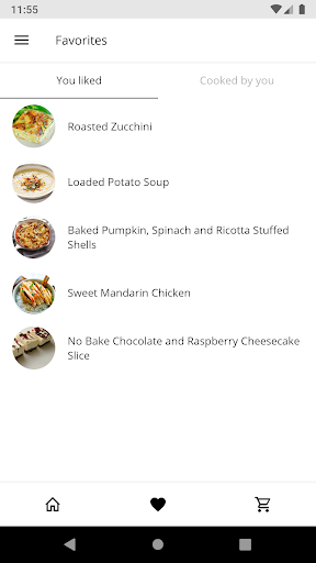 Recipes for Dinner 5.07 Screenshots 4