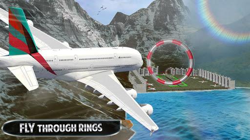 Flying Plane Flight Simulator 3D - Airplane Games 1.0.7 screenshots 3