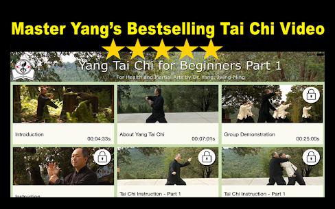 Yang Tai Chi for Beginners 2&3 by Dr. Yang Mod Apk (Full Unlocked) 7