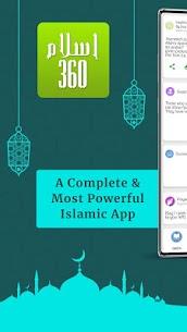 Islam 360 – Prayer Times, Quran , Azan & Qibla 1