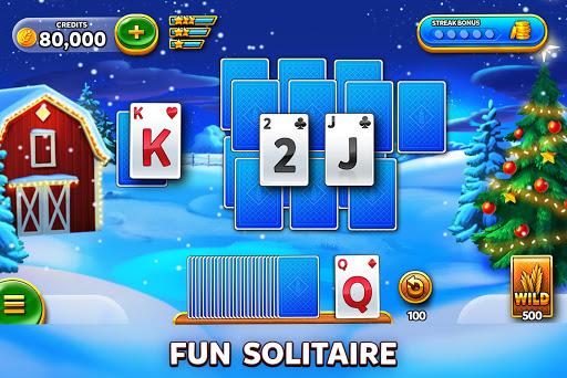 Solitaire Grand Harvest - Free Tripeaks Solitaire 1.78.1 Screenshots 8