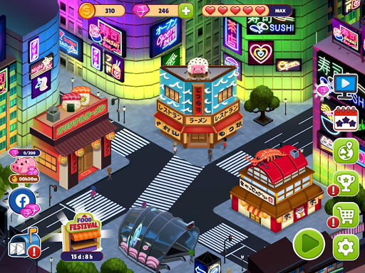 Cooking Fantasy: Be a Chef in a Restaurant Game apkmr screenshots 13