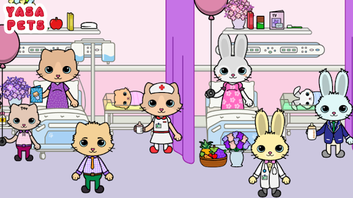 Yasa Pets Hospital 1.0 Screenshots 21
