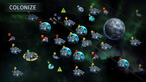 Clash of Stars: Space Strategy Game 6.1.0 screenshots 8