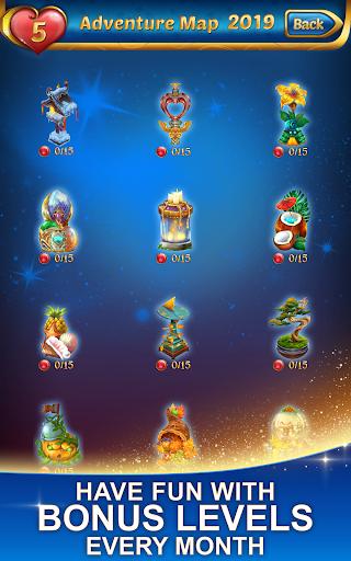 Lost Jewels - Match 3 Puzzle  screenshots 10